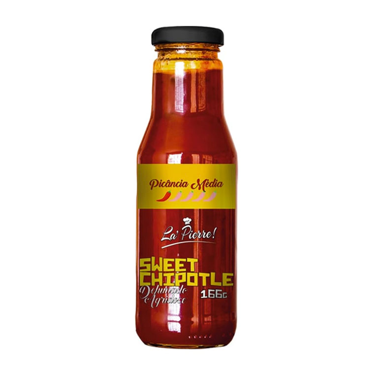 Pimenta Sweet Chipotle 166g